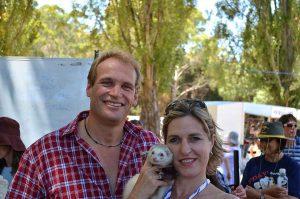 Happy Smiles at Henley on Mersey Australia Day Latrobe Council Tasmania
