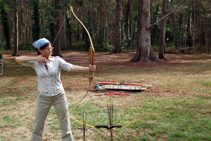 Henley-on-mersey-fun-activities-archery