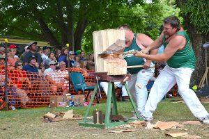 Aemen perform at Henley on Mersey Latrobe Council Australia Day event