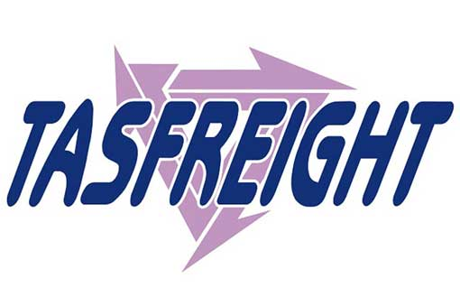 TasFreight Logo Sponsor