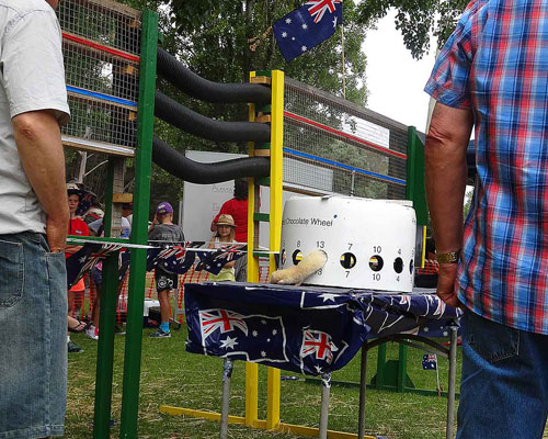 Henley on Mersey Australia Day Festivities & Competitions